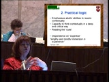 2nd Medical Education Conference - Professionalism Teaching and Learning Theories - Part  2
